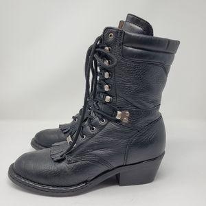 Double H Womens 1086 8 Inch Artesia Packer Boot